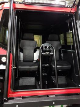 FAT TRUCK front seats ergonomic